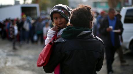 Mexiko und drei mittelamerikanische Länder plädieren für gemeinsame Bekämpfung von Fluchtursachen (Symbolbild)
