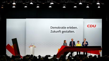 Zukunft gestalten, aber wie? Die Kandidaten auf der Regionalkonferenz in Düsseldorf Ende November.