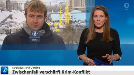 Screenshot ard.de