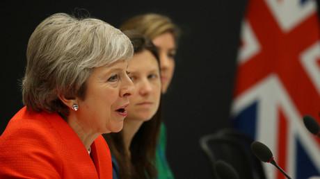 Ungewisser Brexit: Theresa May läutet Fünf-Tage-Debatte ein