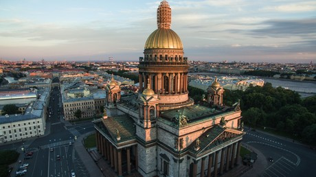 World Travel Awards: St. Petersburg zum dritten Mal