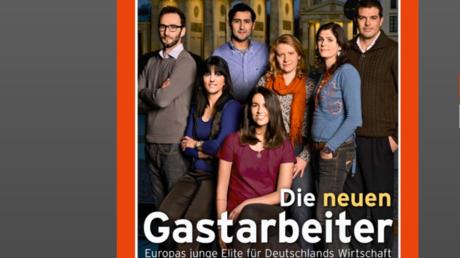 Spiegel-Titel vom Februar 2013: Der