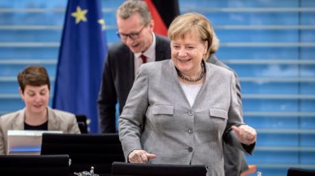 Angela Merkel zur erfolgreichsten Frau des Jahres gekürt