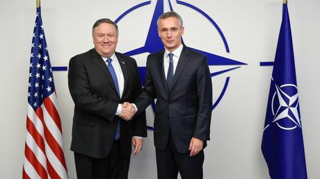b1018d70cff446 NATO-Generalsekretär Jens Stoltenberg zeichnete auf einer aktuellen  Pressekonferenz ein düsteres Bild von Afghanistan. Man dürfe das Land jetzt  nicht ...