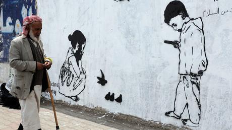 Krieg im Jemen: USA sind Konfliktpartei, die Medien schweigen