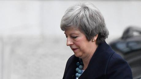 Aus Angst vor Niederlage:May will Abstimmung zum Brexit-Deal verschieben