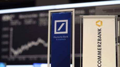 Neue Finanzkrise? Bundesregierung soll Fusion von Deutscher Bank und Commerzbank betreiben