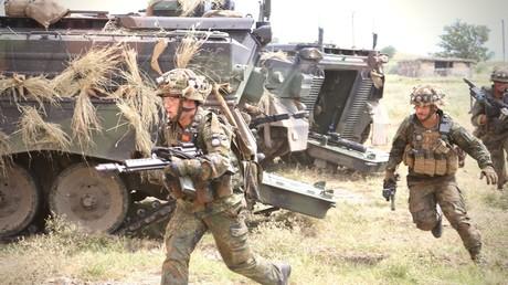 NATO-Übung
