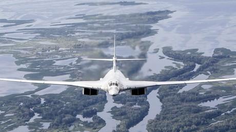 Stein des Anstoßes: Tu-160