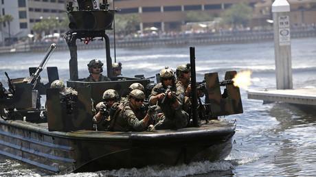 Der Vorteil von Spezialeinheiten liegt in ihrer Größe: Klein, hoch-mobil, sehr gut ausgerüstet und ausgebildet können sie schnell für verschiedenste Missionen auf der Welt eingesetzt werden.