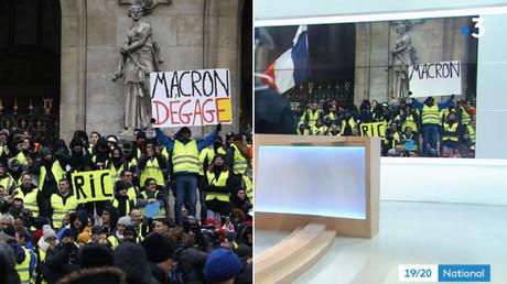 Französischer Fernsehsender
