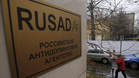 Nach drei Jahren Sperre: WADA-Experten untersuchen Moskauer Anti-Doping-Labor (Symbolbild)