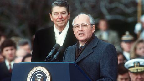 Das Erbe von Ronald Reagan und Michail Gorbatschow, der INF-Vertrag, wurde nun von den USA endgültig aufgekündigt. Dieser Schritt soll