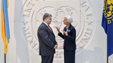IWF billigt 3,9 Milliarden US-Dollar Kredit für Ukraine