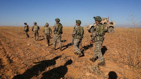 Auf dem Weg nach Hause? Donald Trump will die US-Truppen aus Syrien abziehen.