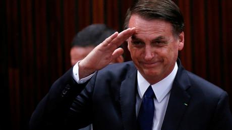 Jair Bolsonaro, neu gewählter brasilianischer Präsident, Brasilien, 10. Dezember 2018.