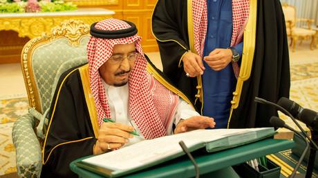 Saudi-Arabiens König besetzt wichtige Regierungsposten neu