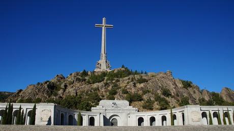 Das Franco-Mausoleum im