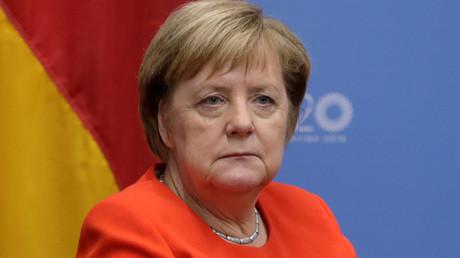 Bundeskanzlerin Angela Merkel (CDU) am 1. Dezember 2018 beim G20-Gipfel in Buenos Aires in Argentinien