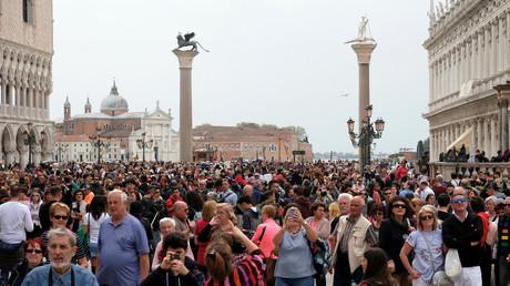 Venedig darf