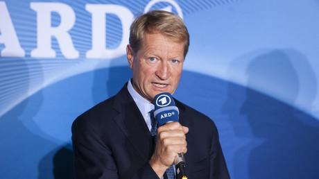 ARD-Intendant Ulrich Wilhelm am 12. September 2018 bei einer Pressekonferenz in Berlin
