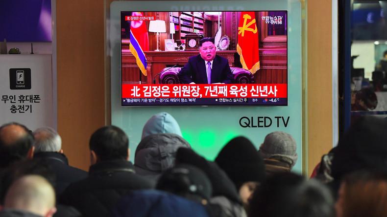 Kim Jong-un droht trotz Gesprächsbereitschaft mit Abkehr von Annäherungskurs mit USA