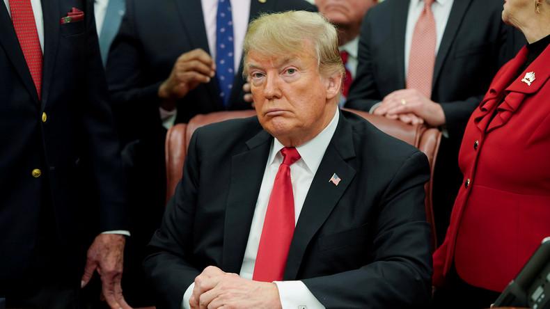 """""""Wollen wir einen Deal machen?"""" - Trump lädt laut US-Medien zu Gespräch über Regierungsstillstand"""