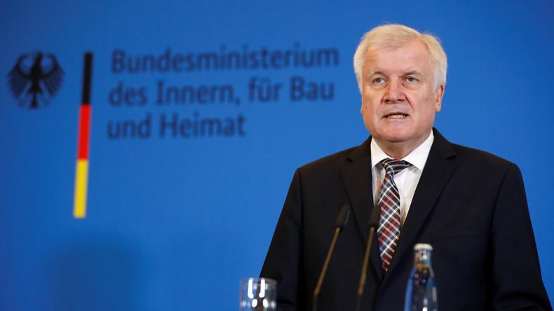 Nach Amberg: Seehofer fordert Abschiebung von Gewalttätern