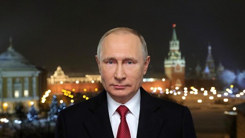 """""""Als ein Team zu Besserem gelangen"""" – Putin appelliert in Neujahrsansprache für soziales Miteinander"""