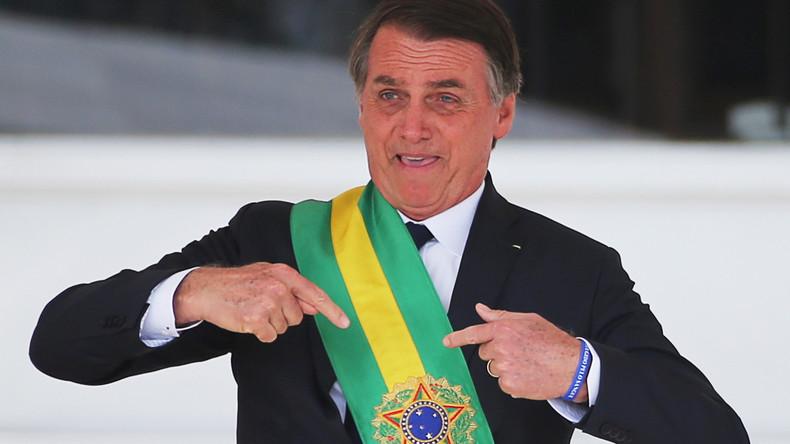 """""""Weiterer US-freundlicher Führer"""": Trump und Haley gratulieren Bolsonaro zum Amtsantritt"""