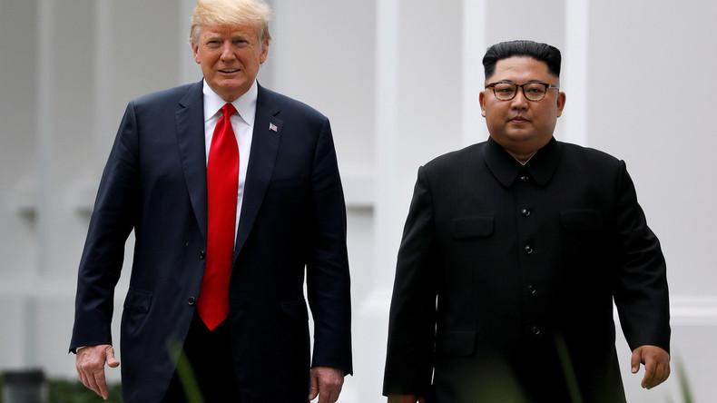 Trump kündigt an: Treffen mit Kim Jong-un wird bald stattfinden