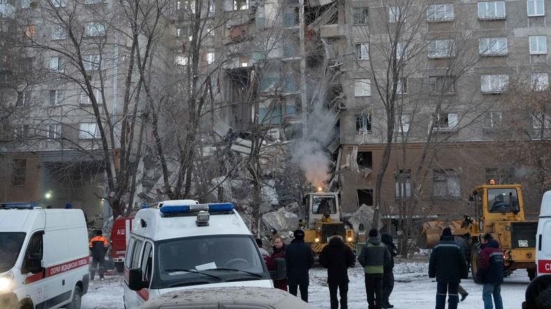 Russland: Warum stürzte in Magnitogorsk ein zehnstöckiges Wohnhaus teilweise ein?