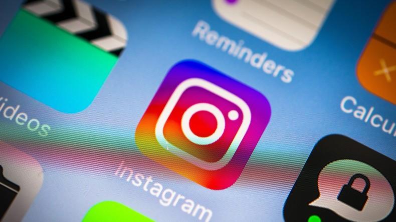 """Unmoralische und obszöne Inhalte"": Irans Staatsanwaltschaft will Instagram sperren"