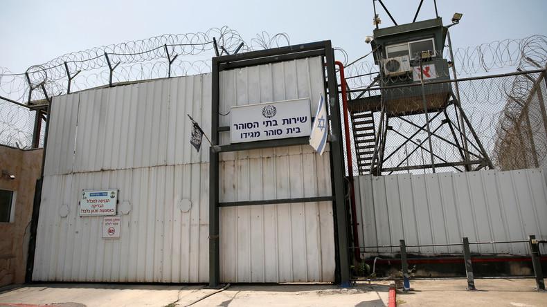 Israel: Verschärfte Haftbedingungen für Palästinenser als moralische Verpflichtung gegenüber Opfern
