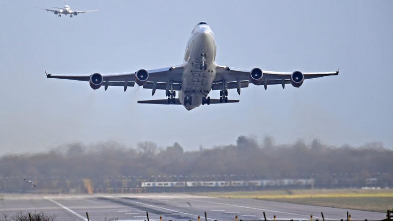 Militärausrüstung zur Drohnenabwehr am Flughafen Gatwick entfernt – Täter weiterhin unbekannt