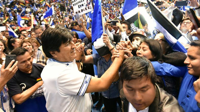 Bolivien: Präsident Morales führt kostenlose Gesundheitsversorgung ein