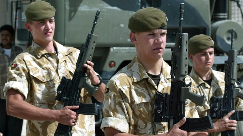 """Millennials gesucht: Britische Armee lockt mit neuer Werbung """"Koma-Zocker"""" und """"Selfie-Süchtige"""" an"""