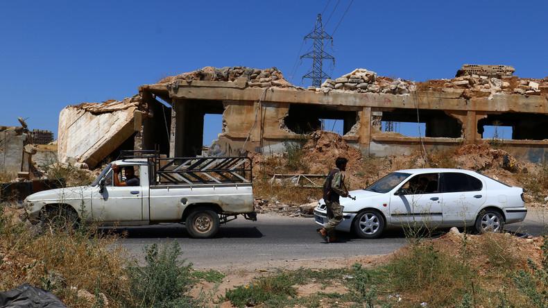 Kämpfe zwischen rivalisierenden Gruppen im Nordwesten Syriens: Al-Qaida-nahe Miliz erobert Dörfer