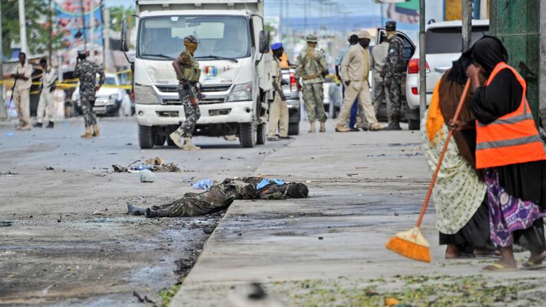 US-Militär: Zehn Al-Shabaab-Kämpfer in Somalia getötet