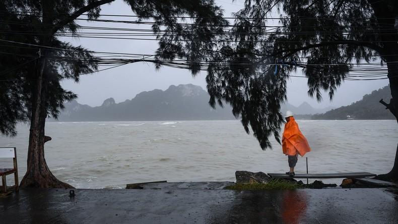 Auswärtiges Amt warnt Thailand-Urlauber vor Verkehrsproblemen