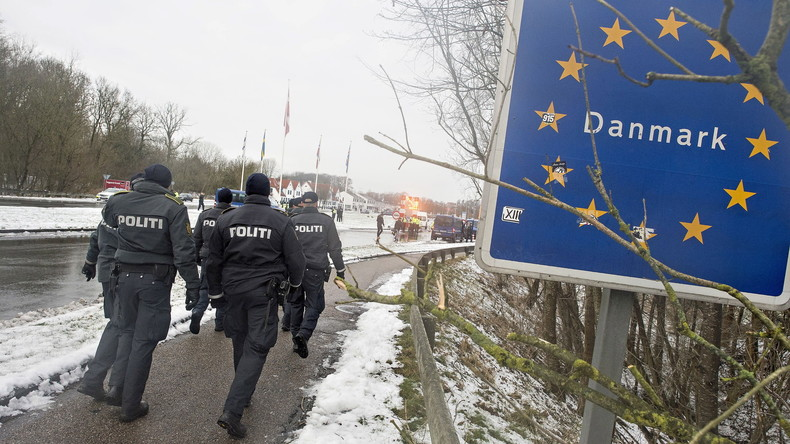 Mehr als 7.000 Menschen bei Grenzkontrollen in Dänemark abgewiesen