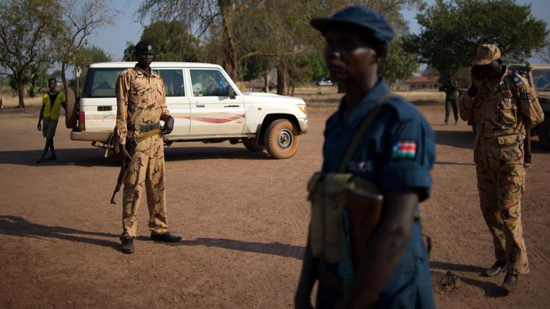 Mindestens 19 Zivilisten bei Rebellenangriff im Südsudan getötet
