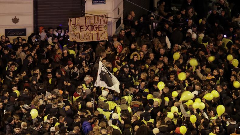 Nächste Gelbwesten-Proteste ohne Weste? – Innenminister kündigt scharfe Maßnahmen an