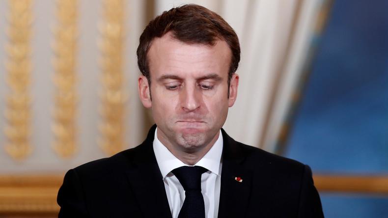 Umfrage in Frankreich: 75 Prozent mit Macrons Regierung unzufrieden