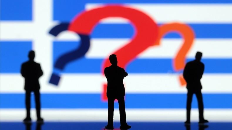 Das Kapital hat Lust auf Regime Change: Wer regiert eigentlich Griechenland?