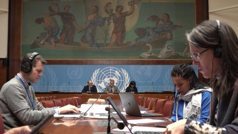 "UN-Sprecherin: Mordprozess im Fall Khashoggi ""nicht ausreichend"""