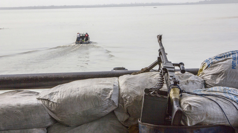 Nach Piratenangriff vor Westafrika: Sechs Russen entführt