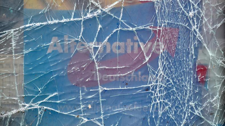 Nach Explosion vor AfD-Büro: Tatverdächtige wieder frei