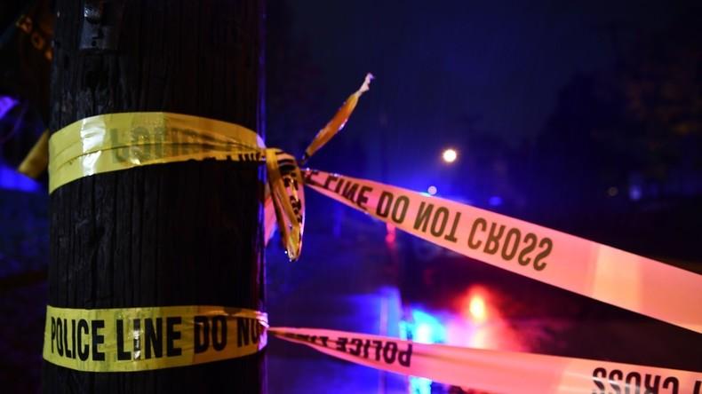 """USA: """"Mehrere Opfer"""" bei Schießerei nahe Los Angeles"""