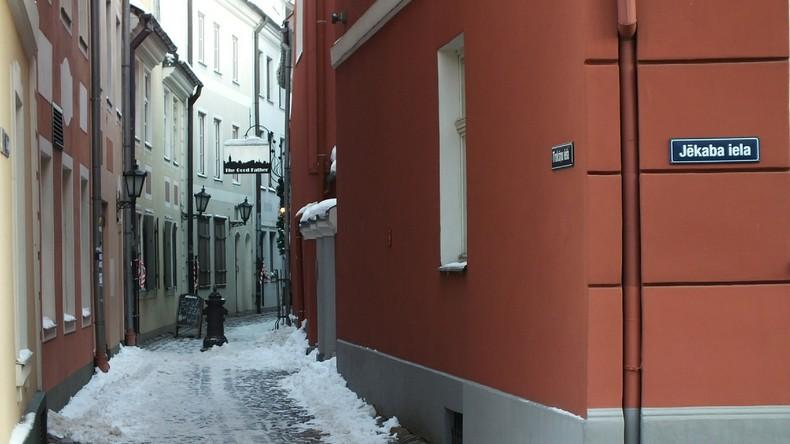 Sex auf offener Straße in Riga: Deutscher Tourist muss zahlen